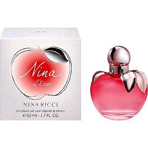 Nina Ricci Nina L'Eau Eau de Toilette - Perfume Feminino 50ml