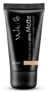 Vult Base Efeito Matte Bege 03 - 26ml