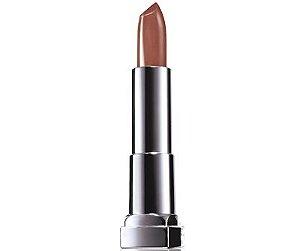 Maybelline Color Sensational Nudes Impecáveis, Batom Matte Cor:206 Nude com Graça