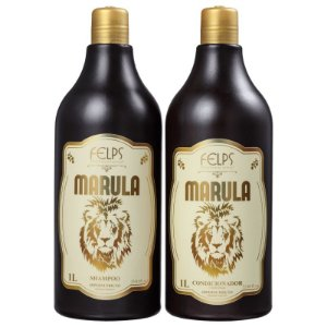 Felps Marula Kit - Duo de Hipernutrição 1000ml