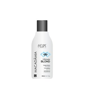 Felps Macadâmia Ultimate Blond - Selagem Térmica 300ml