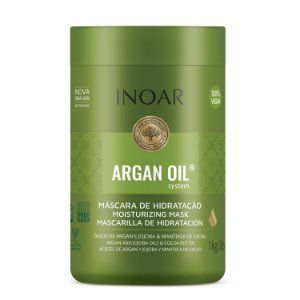Inoar Argan Oil - Máscara Tratamento 1000g
