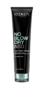 Redken No Blow Dry Just Right Cream - Leave-in 150ml