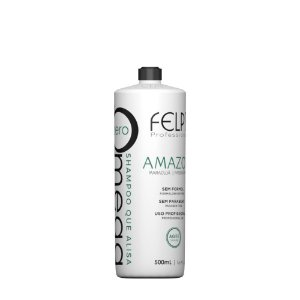 Felps The Best Amazon Liss Express - Shampoo Alisante 500ml