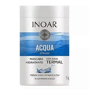 Inoar Acqua D'Inoar Termal - Máscara 1000g