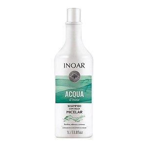 Inoar Acqua D'Inoar Micelar - Shampoo 1000ml