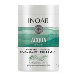 Inoar Acqua D'Inoar Micelar - Máscara 1000g