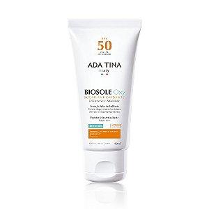 Ada Tina Biosole Oxy FPS 50 - Protetor Solar Antioxidante 40ml