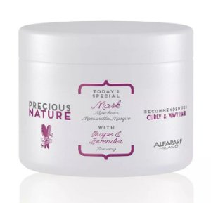 AlfaParf Precious Nature Curly & Wavy Hair Mask - Máscara 500ml