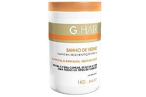 G.Hair Banho de Verniz - Máscara 1000g