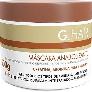 G.Hair Anabolizante - Máscara 500g