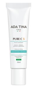 Ada Tina Pure C 5 - Emulsão Facial 30ml