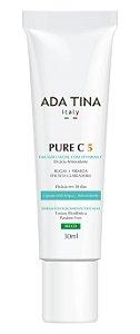 Ada Tina Pure C 5 - Emulsão Facial 30ml
