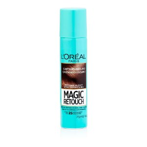 L'Oréal Paris Magic Retouch Castanho Escuro - Spray 75 ml