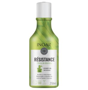 Inoar Résistance Fibra de Bambu - Leave-in 250ml