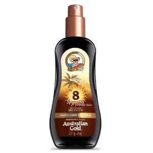 Australian Gold FPS 8 - Protetor Spray Gel 237g