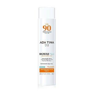 Ada Tina Biosole Fluid FPS 90 - Protetor Solar Ultraleve 40ml