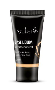 Vult Base Líquida Efeito Natural 01 - 25ml