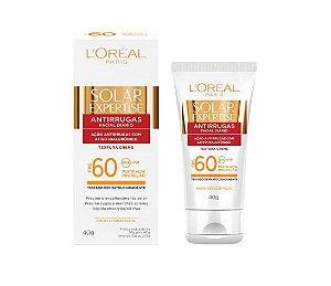 L'Oréal Paris Solar Expertise Facial Antirrugas FPS 60 - Protetor Solar 40g