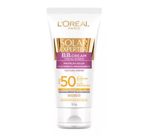 L'Oréal Paris Solar Expertise BB Cream FPS 50 - 50g
