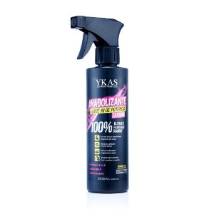 Ykas Anabolizante Capilar - Leave-in 250ml