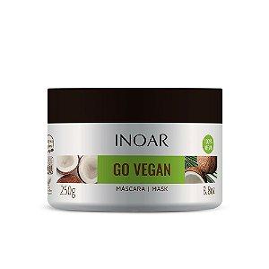 Inoar Go Vegan Hidratação e Nutrição - Máscara 250g