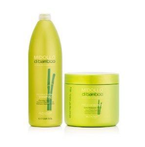 Kit Alfaparf Midollo - Shampoo 1000ml + Pro-Concentrate 500ml