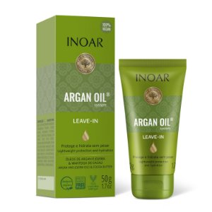 Inoar Argan Oil - Leave-in 50g