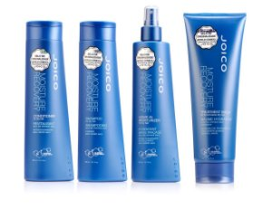 Kit Joico Moisture Recovery - Shampoo + Condicionador + Leave-In + Treatment Balm