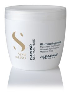 Alfaparf Semi Di Lino Diamond Illuminating - Máscara 500ml