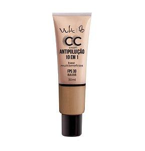 Vult CC Cream Antipoluição 10 em 1 - MB01 30ml