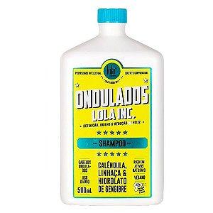 Lola Ondulados Lola Inc. - Shampoo 500ml