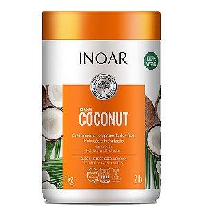 Inoar Bombar Coconut - Máscara 1000g