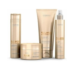 Cadiveu Blonde Reconstructor - Kit Home Care