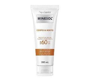 Neostrata Minesol Corpo & Rosto FPS 60 - Protetor Solar 200ml