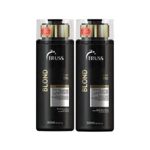 Kit Truss Blond - Shampoo e Condicionador 300ml