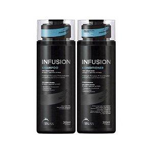 Kit Truss Infusion - Shampoo e Condicionador 300ml