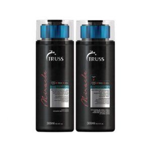 Kit Truss Miracle - Shampoo e Condicionador 300ml