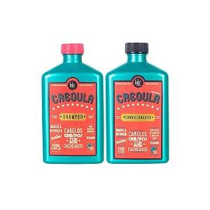 Kit Lola Creoula - Shampoo e Condicionador
