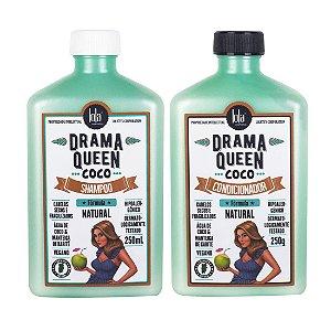 Kit Lola Drama Queen Coco - Shampoo e Condicionador