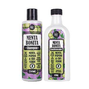 Kit Lola Menta Bonita - Shampoo e Condicionador