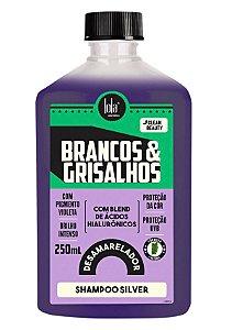 Lola Brancos e Grisalhos - Shampoo Silver 250ml