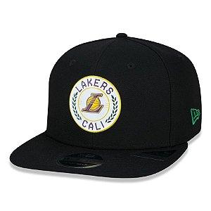 Boné New Era Aba Reta 950 Lakers - Snapback