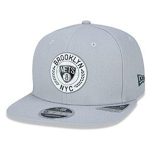 Boné New Era Aba Reta 950 Brooklyn Nets - Snapback