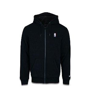 Moletom New Era NBA Basic Fur - Preto