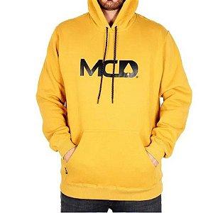Moletom MCD Canguru Fechado