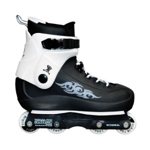 Patins Adulto Traxart Black Tribal