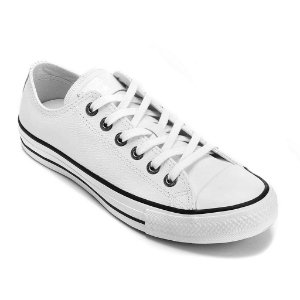 Tênis Converse Chuck Taylor All Star Couro