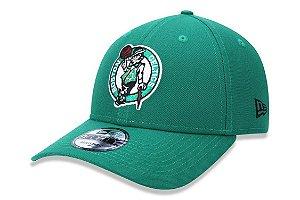 Boné New Era Aba Curva 940 Celtics - Snapback