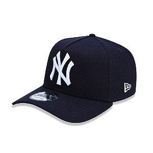 Boné New Era 940 Yankees - Aba Curva Clássico